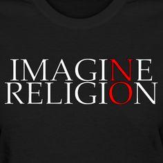 Imagine No Religion - Ladies   We Fucking Shop Atheism