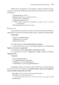 Página 245  Pressione a tecla A para ler o texto da página