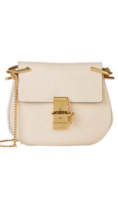Chloe Mini Drew Shoulder Bag