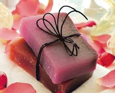 How to make castle soap at home.