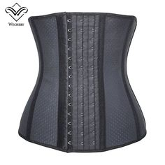 Latex Corset gaine Latex Affinant La Taille 2016 Sexy Corsets and Bustiers Underbust Corset Slimming Shaperwear Corselet Plus