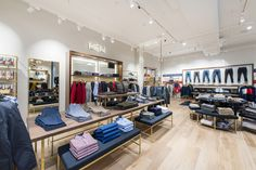 Project: Tommy Hilfiger - Retail Focus - Retail Blog For Interior Design and Visual Merchandising