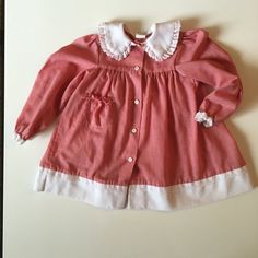 Vintage Red and White Shirt Dress with Collar for Toddler Girl for sale here https://www.etsy.com/listing/460816630/vintage-long-sleeve-shirt-dress-in-red?ref=shop_home_active_38 #vintage #babyvintageclothes #vintagebabyclothes #baby #babyclothesforsale #vintagebaby #vintagestyle #vintagebabystyle #babystyle #babyclothes #estyshop #estyvintage #etsyvintageshop