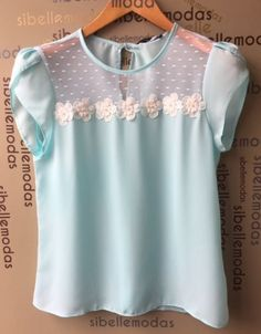 Blouses for women – Lady Dress Designs Kids Dress Patterns, Dress Making Patterns, Classic Outfits, Casual Outfits, Cute Outfits, Cute Asian Fashion, Conservative Fashion, Sewing Blouses, Dress Neck Designs
