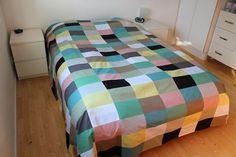 diy sengetæppe - Google Search