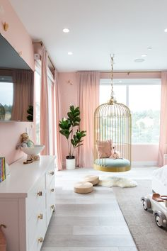 Kate – Dream Butterfly Bedroom & Rainbow Playroom for Elle and Alaia Mr. Kate – Dream Butterfly Bedroom & Rainbow Playroom for Elle and Alaia Kids Bedroom Designs, Cute Bedroom Ideas, Room Ideas Bedroom, Small Teenage Bedroom, Luxury Kids Bedroom, Bedroom For Girls Kids, Bedroom Small, Bed Rooms, Bedroom Themes