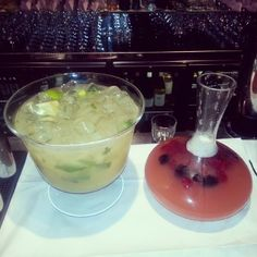 #Parties with #cocktail punch bowls! Thanks @wonderlustinglynda for #fab pic @instagram! (^_−)☆