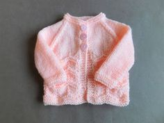 """"""" Love, like air, is soft ....... and although unseen .......... caresses like a gentle breeze""""Gentle Breeze Baby Jacket Gentle Breeze Baby Jacket 0 – 3 months baby Requirements: 60g"""