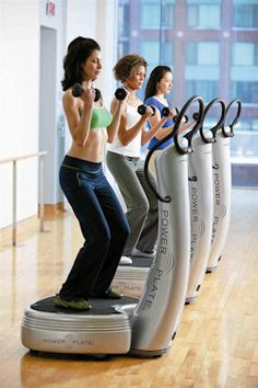 Power Plate- Discover the Difference