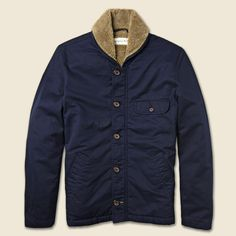 Universal Works N1 Deck Jacket