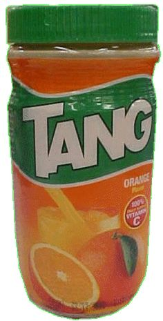tang -remember how the crystals would never fully dissolve.  I got the best sugar high as a kid from this stuff!