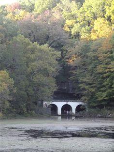 Dunbar Cave. Clarksville, Tennessee.