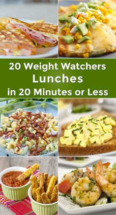 20 Weight Watchers L