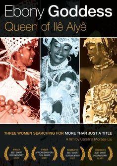 Ebony Goddess: Queen of Ilê Aiyê www.documentario.com http://www.amazon.com/dp/B007ANCSFA/ref=cm_sw_r_pi_dp_HLBkvb0CCCHS2