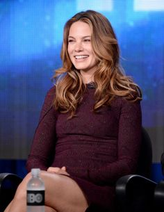 Michelle Monaghan wearing Yigal Azrouël – HBO Winter #2014 TCA Panel