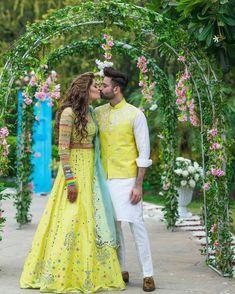 And then we kissed & I got goosebumps Wedding Goals, Wedding Events, Indian Wedding Photos, Haldi Ceremony, Pre Wedding Photoshoot, Wedding Couples, Trendy Wedding, Bollywood, Wedding Inspiration