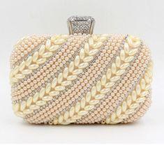 027e4894e Saco de embreagem das mulheres noite saco de jantar de casamento bolsa de  strass cristal .