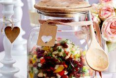 Unser beliebtes Rezept für Chili-sin-Carne-Salat und mehr als 55.000 weitere kostenlose Rezepte auf LECKER.de.