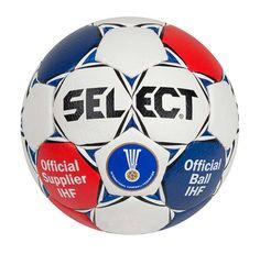 Select Handball Matchball 2012 London Olympiade