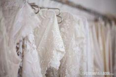 L'Arca, el universo vintage para la novia #boda #novias #vestidos #vintage