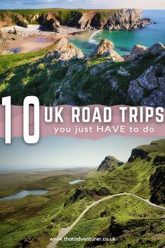 travel tip road trip Love road trips Check out these amazing road trips in the UK for your next holiday. These road trips in England, Scotland, Wales and Ireland are beautiful! Road Trip Uk, Road Trip Packing, Road Trip Essentials, Road Trip Hacks, Uk Trip, Travel Packing, Travel Backpack, Cool Places To Visit, Places To Travel