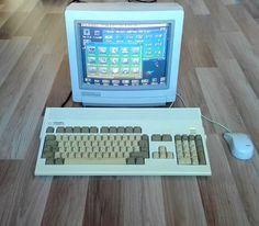 Amiga 1200 HD40