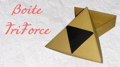 Origami ! Boite Trif