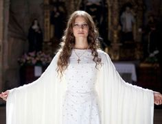 "Michelle Jenner (Isabel la Catolica on Spanish TV Serie ""Isabel"")."