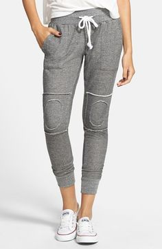 b9cfc217e4d5 ISABELLA ROSE TAYLOR Skinny Lounge Pants (Juniors) available at  Nordstrom  Cheap Athletic Wear