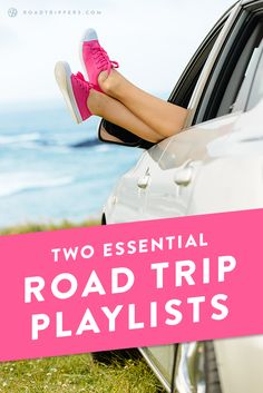 Forget the guess work! Here are two essential play lists for any road trip.