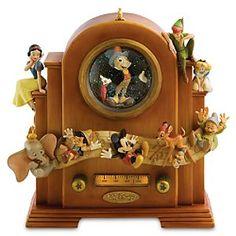 Disney Snowglobes Collectors Guide: World of Disney Jiminy Cricket Snowglobe