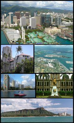 Honolulu-great vacation spot!