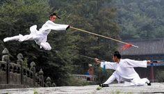 Artes Marciais Chinesas