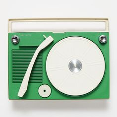 japanese portable record player
