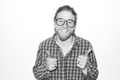 Charlie Hunnam as Me- Terry Richardson