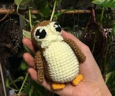What in the Galaxy are Porgs? (Amigurumi pattern) - Everything Under The Singapore Sun