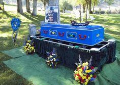 Lego casket ~ Fantastic!!!
