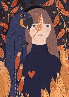 Illustration by Lidia Tomashevskaya