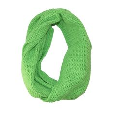 CTM® Women's Knit Winter Loop Scarf