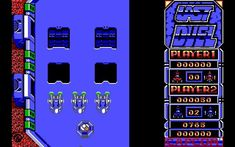 Download Last Duel: Inter Planet War 2012 shooter for DOS (1989) - Abandonware DOS
