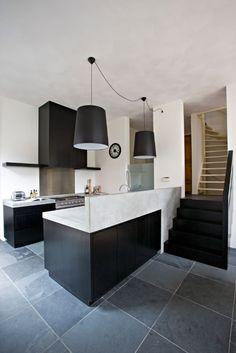 The Living Kitchen by Paul van de Kooi