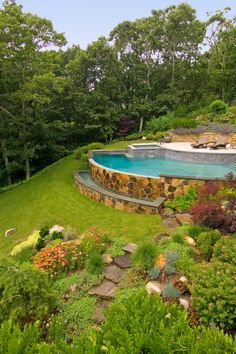'Rustic landscape in Montauk.' Barry Block Landscape Design & Contracting, East Moriches, NY.
