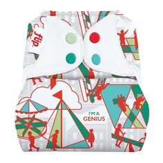Flip Diapers One-Size Diaper Cover