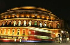 Classic and opera venues in London