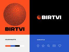 BIRTVI designed by Gio Bregvadze for Holy Motors. Connect with them on Dribbble; Brand Identity Design, Logo Design, Motor Logo, Brand Manual, Show And Tell, Personal Branding, Book Club Books, Graphic Design Inspiration, Logos