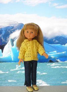 Tuto du gilet pour poupée de 33 cm - SS El Calafate et le glacier Perito Moreno (7)