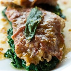 alla Romana Saltimbocca alla Romana- First tried this in Vicenza and it is SO good. I use chicken cutlets instead of veal.Saltimbocca alla Romana- First tried this in Vicenza and it is SO good. I use chicken cutlets instead of veal. Best Italian Dishes, Italian Chef, Italian Recipes, Italian Meals, Italian Chicken, Italian Cooking, Veal Recipes, Chicken Recipes, Cooking Recipes