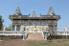 pagoda, Kampong Cham