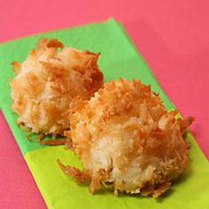Coconut-Apricot Macaroons Recipe | Martha Stewart