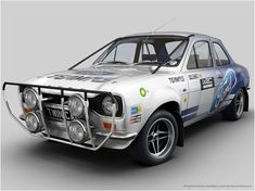 Ford Escort Mk1 Rally (WRC)